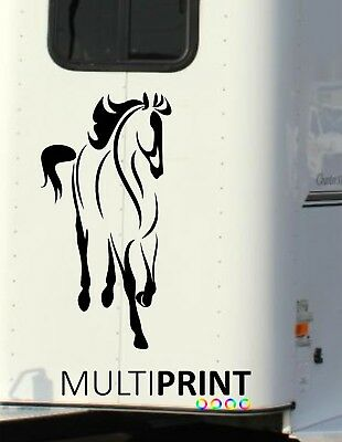 Horse Box Graphics Stickers Decals Self Adhesive Vinyl Decals Hor3