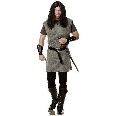 Medieval Costume Adult Game of Thrones Renaissance Warrior Cosplay Fancy Dress