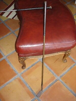 Rare c.1900 MacGregor Juvenile Mashie Iron in Beautiful All Original condition