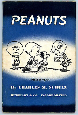 Peanuts (#1) 1952, First Edition, First Print, Charles Schulz