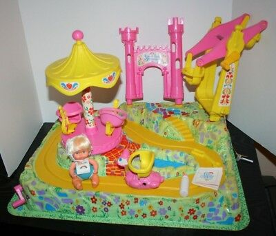 Vintage 1971 Sweet April Playland By Remco - 100% Complete with Box!
