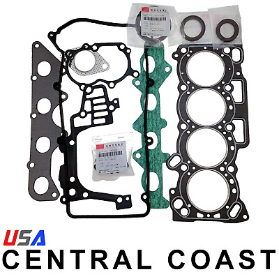 Genuine Chery SQR472 1100cc Complete Cylinder Head Gasket Kit for Joyner Buggies