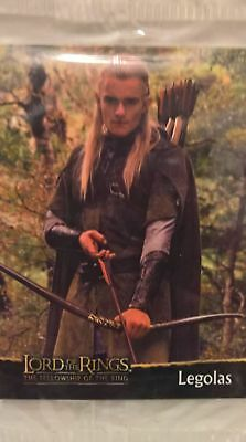 Lord of the Rings collectable card
