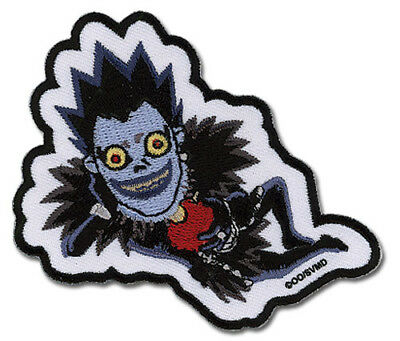 """Death Note Puppet Kira Patch 3/"""" x 2/"""" Licensed by GE Animation 4270 Free Shipping"""