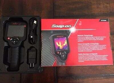 snap-on eeth300 diagnostic thermal imager Like New In Box! Look
