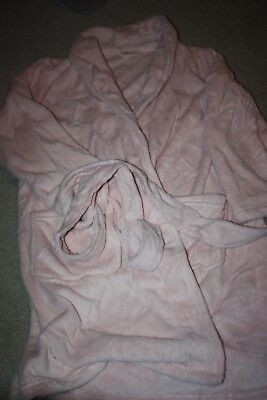 Motherhood Maternity, One Size Fits Most, Robe, Pink and Soft, Excellent Cond