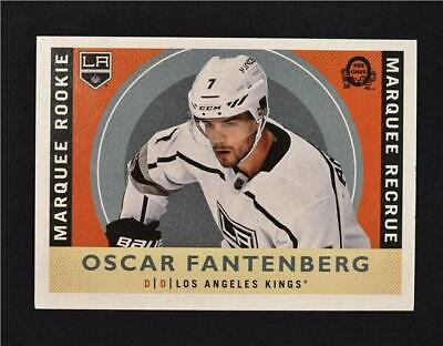 2017-18 UD Upper Deck Series 2 OPC Rookie Update Retro #614 Oscar Fantenberg