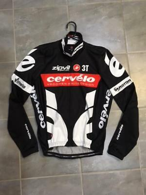 Cycling Windstopper Jacket - Cervelo