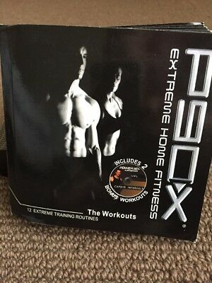 P90X  Home Fitness DVDs