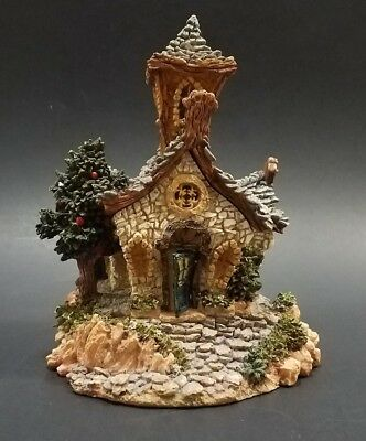 """Boyds Bearly Built Villages Village #3 """"The Chapel In The Woods"""" #19003-3E/1674"""