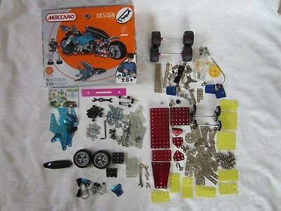Meccano design 2 Set no.5700N ( 845700 ) plus two other sets maybe Meccano,