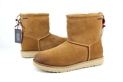 c6bd78ffc3c UGG FOR MEN Classic Toggle Waterproof Leather Boots Chestnut Color Men Size  7 US