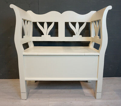 Pine Bench / Painted Settle (RR148)