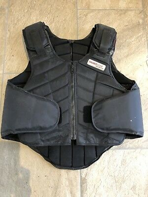 Equestrian Back Protector - Adult M