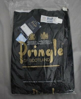 Vintage Pringle Of Scotland Lambswool Cardigan New In Pack With Tag Size S