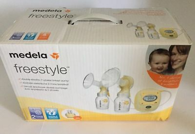 Medela Freestyle Double Electric Breast Pump with Calma