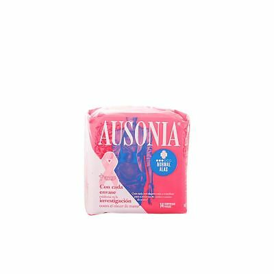 Ausonia Normal With Wings Sanitary Towels 14 Units Women