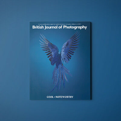 British Journal of Photography Issue 7867 January 2018 - Cool & Noteworthy