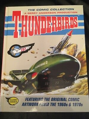 Gerry Anderson's THUNDERBIRDS:-The Classic Comic Collection 1960s 70s H/B Tracy