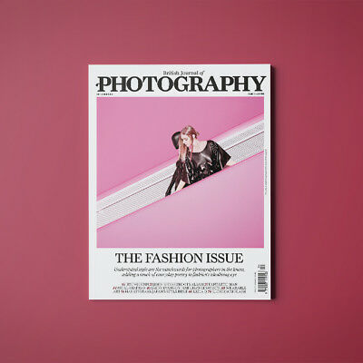 British Journal of Photography Issue 7840 October 2015 - The Fashion Issue