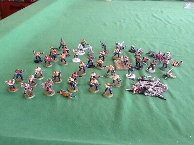 Catachan Jungle Fighters Army