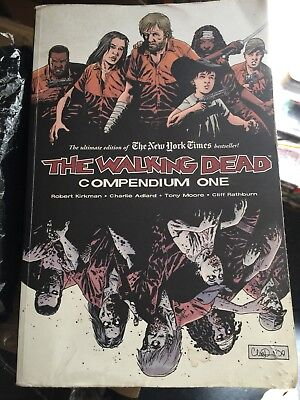 The Walking Dead Compendium One - Issues 1-48 Vol 1