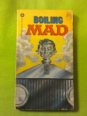 Boiling Mad, old comic book