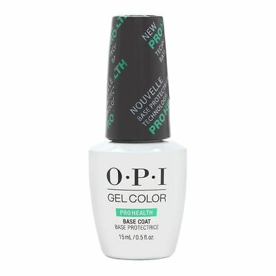 OPI REINVENTION GelColor Pro Health Base Coat GC020 - 15ml - NEUF