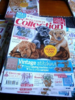 Cross Stitch Collection Magazine February  2015 Issue 245  (new)