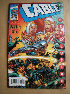 ---CABLE Nr. 79 --- Marvel Comics, USA (2000)  -- englisch !