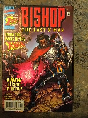 --- BISHOP - THE LAST X-MAN - Nr. 1 - Marvel Comics, USA  (1999) -- englisch !