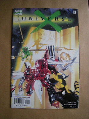 --- UNIVERSE X - Chapter 5 --- Marvel Comics, USA (2001) -- englisch !