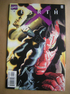 --- EARTH X - Chapter 4 --- Marvel Comics, USA (1999)-- englisch !