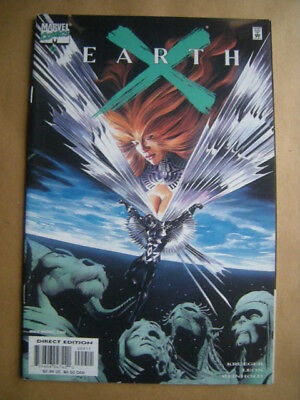 --- EARTH X - Chapter 9 --- Marvel Comics, USA (1999)-- englisch !