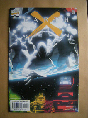 --- EARTH X - Chapter 11 --- Marvel Comics, USA (2000)-- englisch !