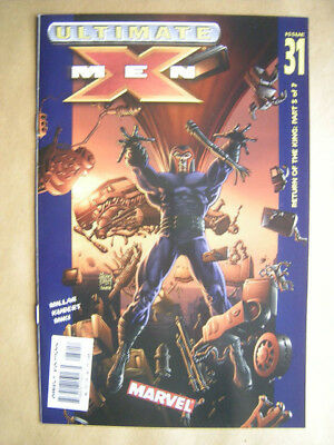 --- ULTIMATE X-MEN Nr. 31  --- Marvel Comics, USA (2003) --- english ! ---
