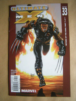 --- ULTIMATE X-MEN Nr. 33  --- Marvel Comics, USA (2003) --- english ! ---