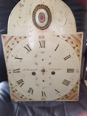 30hrGrandfather Clock Movement and Dial