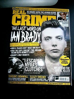 Real Crime Magazine Issue 30 (new) 2017