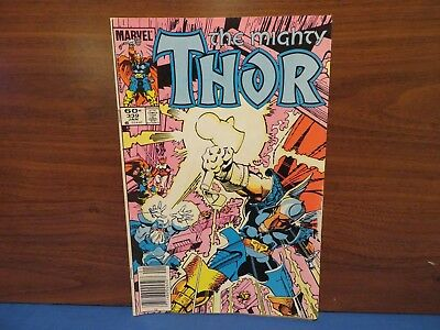 The Mighty THOR #339 (JAN 1984,Marvel)