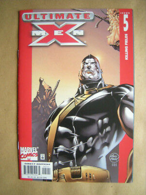 --- ULTIMATE X-MEN Nr. 5  --- Marvel Comics, USA (2001) --- english ! ---