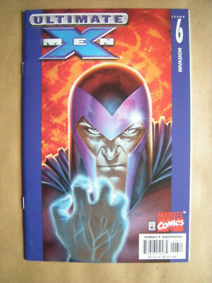 --- ULTIMATE X-MEN Nr. 6  --- Marvel Comics, USA (2001) --- english ! ---