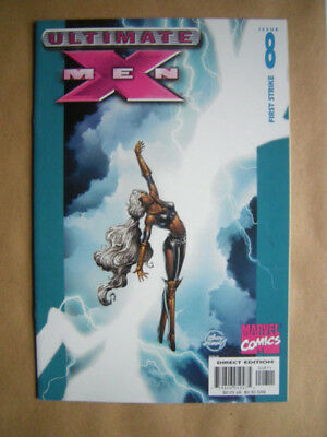 --- ULTIMATE X-MEN Nr. 8  --- Marvel Comics, USA (2001) --- english ! ---
