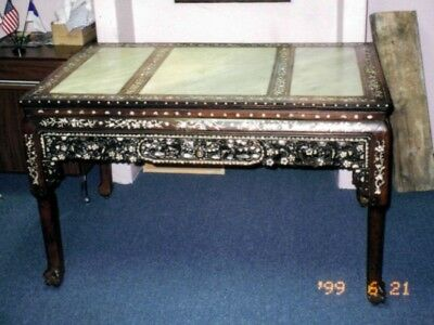 Antique Chinese Rosewood Table