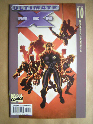 --- ULTIMATE X-MEN Nr. 10  --- Marvel Comics, USA (2001) --- english ! ---