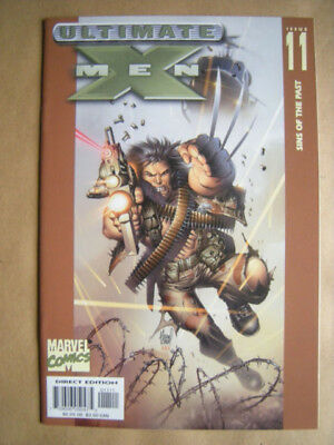--- ULTIMATE X-MEN Nr. 11  --- Marvel Comics, USA (2001) --- english ! ---