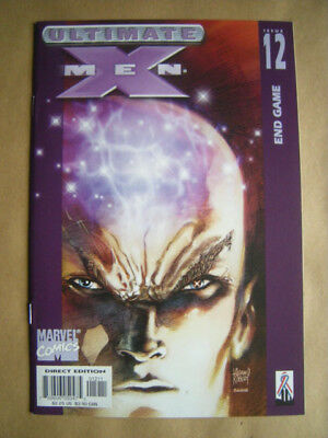 --- ULTIMATE X-MEN Nr. 12  --- Marvel Comics, USA (2002) --- english ! ---