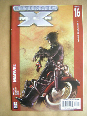 --- ULTIMATE X-MEN Nr. 16  --- Marvel Comics, USA (2002) --- english ! ---