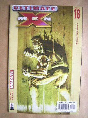 --- ULTIMATE X-MEN Nr. 18  --- Marvel Comics, USA (2002) --- english ! ---
