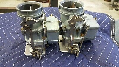Speedway Super 7 Stromberg Type 97 Carburetors